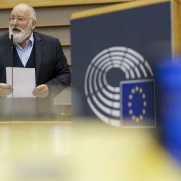 Európa Parlament – elfogadták a klímatörvényt