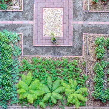 Társasházak belső udvarainak zöldítése – pályázat