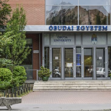 ONLINE klímabörze az Óbudai Egyetem szervezésében
